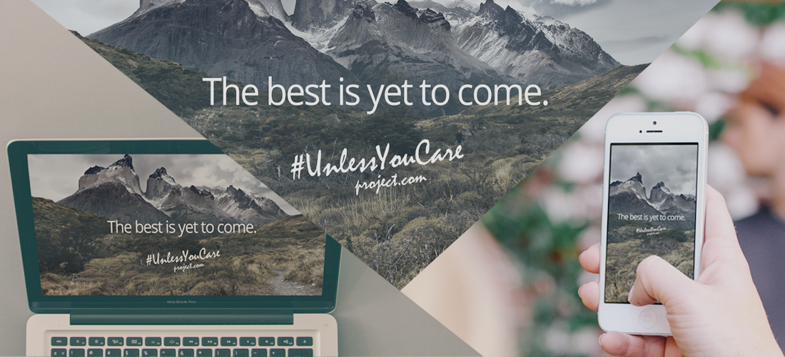 Unless You Care Wallpaper Downloads
